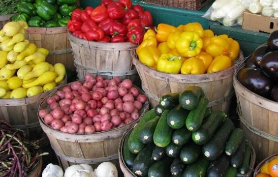 Farmers' markets: So hot in 2013! - FLICKR/NATALIEMAYNOR