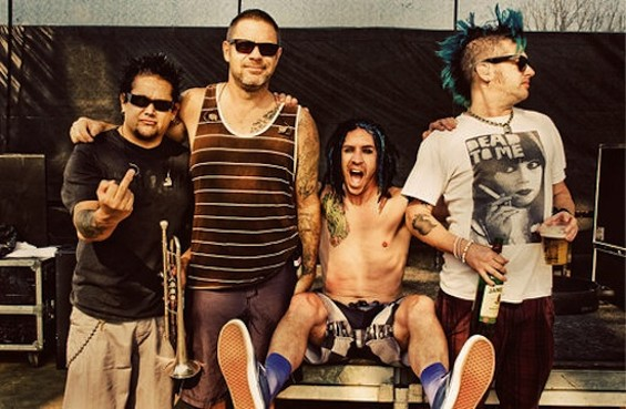 Fat Mike and the NOFX crew could be part of your New Year's Eve.