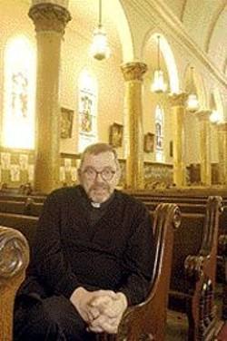 ANTHONY  PIDGEON - Father John Conley.