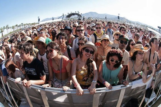 Fauxchella: (Many of the) same bands, fewer people, no sweltering heat. - TIMOTHY NORRIS