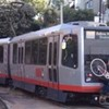 Fearless Cyclist Hitches a Ride on Muni in Most Dangerous Way Possible