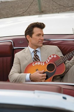 Feeling Lucky: Chris Isaak
