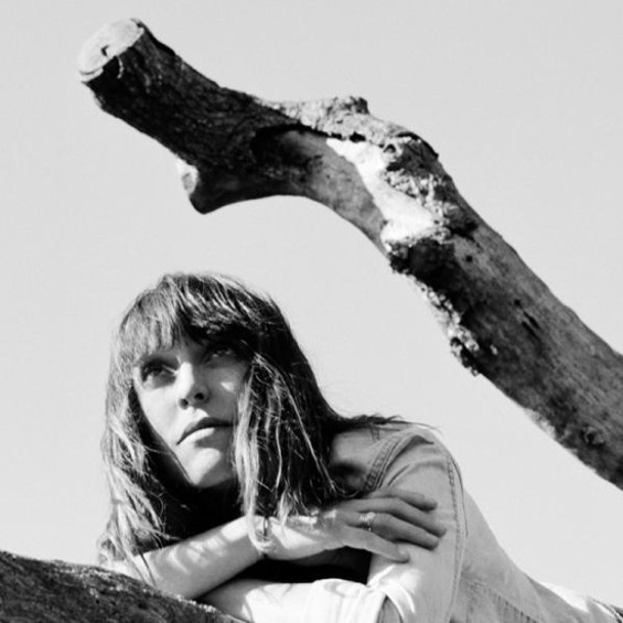 Feist. Here. In November.