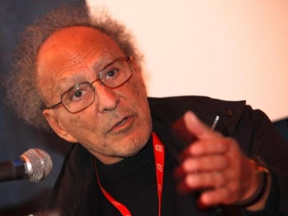 Filmmaker Monte Hellman earlier this month at the Karlovy Vary International Film Festival