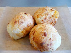 CRISTINA ARANTES - Find these Brazilian snacks at the S.F. Street Food Festival next weekend.