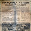 Finding History in a San Francisco Mailbox: The Clay Street Massacre of 1955