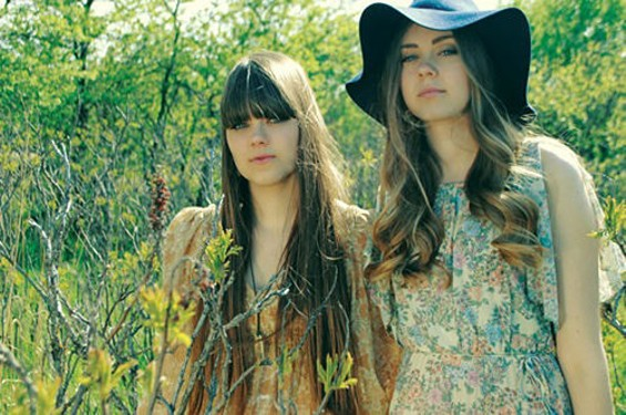 First Aid Kit plays the Fillmore tonight.