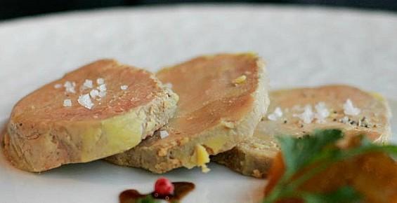 Foie gras: You know you miss it. - FLICKR/FOFIE57