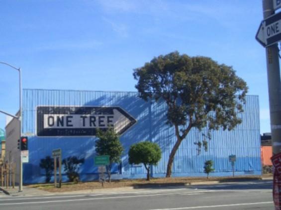 Follow the signs. - JUAN DE ANDA/SF WEEKLY