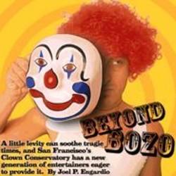 AKIM  AGINSKY - Follow the Teacher: Veteran clown Jeff Raz leads the conservatory.