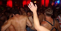 Folsom's closing party