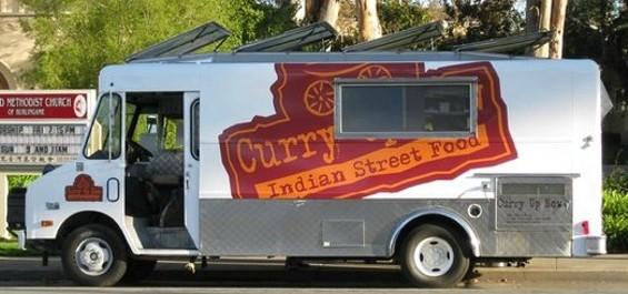 Food Truck Stop Mission Street Sf