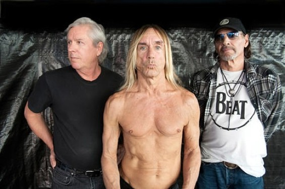 Foot mended, Iggy and the Stooges are ready to hit the stage in S.F.