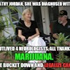 "Marijuana Helps ALS: Take the ""Nug Bucket Challenge"""