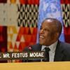 Former President of Botswana