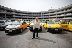 ANNA LATINO - Former SFMTA taxi boss Christiane Hayashi was an outspoken industry booster.