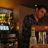 Joel Teitelbaum Leaves the Bar at Zero Zero