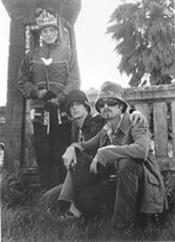 AKIM  AGINSKY - Foxgluv: Urth Gurl, Sage, and D.