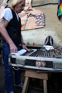 The Soundman Is Alright: El Rio Vet Frank Gallagher Lives for the Music
