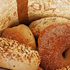Free Bagels at Noah's on Fridays Before 11 A.M. Such a Deal!