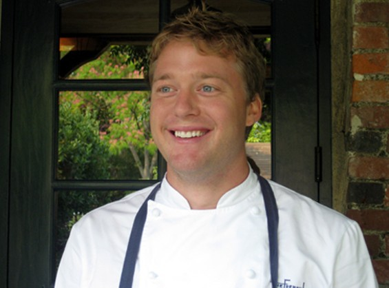 French Laundry's Timothy Hollingsworth. - PLUCCHESI/FLICKR