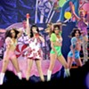 "Friday: Katy Perry Brings ""Candyland"" to Life at HP Pavilion (Photos)"
