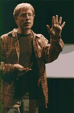 KEN  FRIEDMAN - From Renting to Buying the Farm: Anthony Rapp in his brother's - tale of woe.