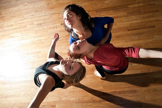 From top: Karla Quintero, Carly Johnson, and Emily Baumann - JOSEPH SCHELL