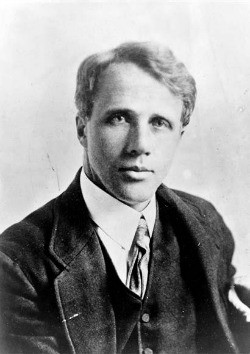 Frost, circa 1910, during the start of his career. - WIKIPEDIA
