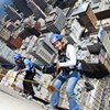 Fundraisers to Rappel 400 Feet Off Union Square Hotel