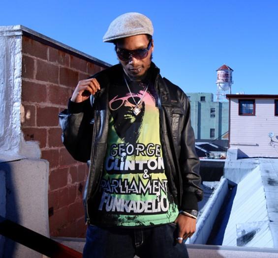 Funk Man: Del