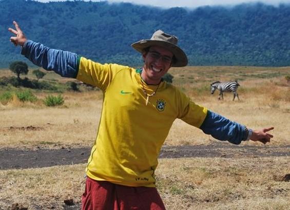 Gabriel Buchmann, missing in Malawi