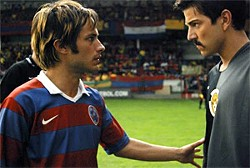 Gael García Bernal and Diego Luna play half-brothers to boffo effect.