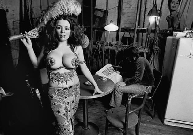 """Gallery Preview: Robert Adler's """"Burlesque"""""""