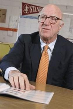 NAJIB JOE HAKIM - Gap Chairman Emeritus and KIPP Foundation benefactor Donald Fisher.