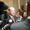 Top Cop George Gascon Meets The Press