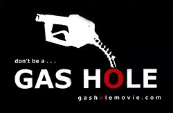 Gasholes are everywhere!