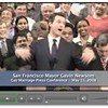 Gavin Newsom Sounds Totally Gay (Not That There's Anything Wrong With That)