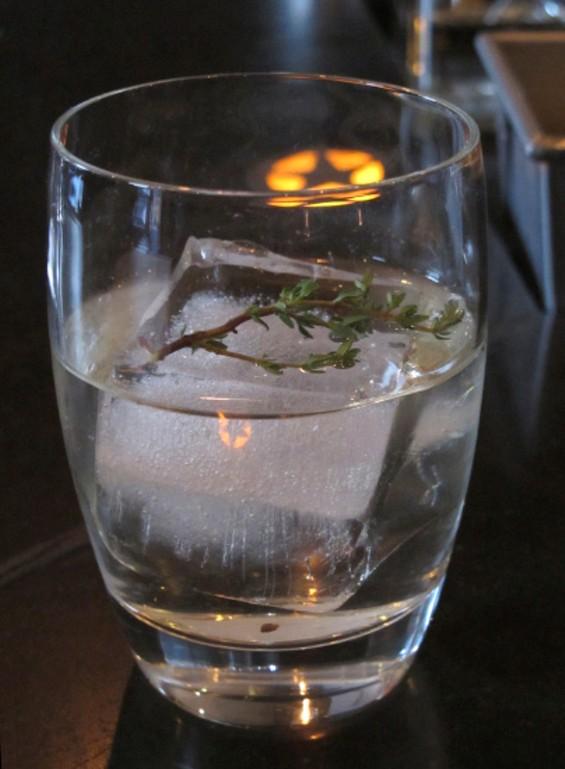 Gemstone cocktail at Range - LOU BUSTAMANTE
