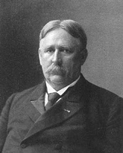 "General William Shafter, namesake of Shafter Street. In 1899 he postulated ""it may be necessary to kill half the Filipinos"" for the other half to ascend from barbarism."