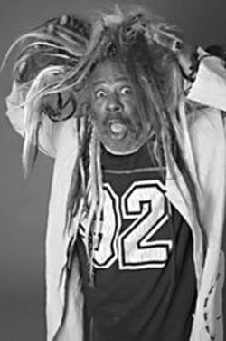 "George Clinton: ""At one point, we were too - black for blacks and too white for whites. - But we've been around so long, funk has - now become the pop music."""