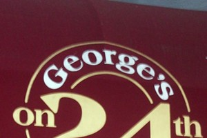 George's BBQ on 24th