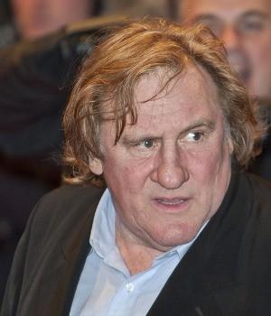 Gerard Depardieu does not suck... much