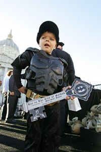 Get Ready to Relive the Magic of Batkid