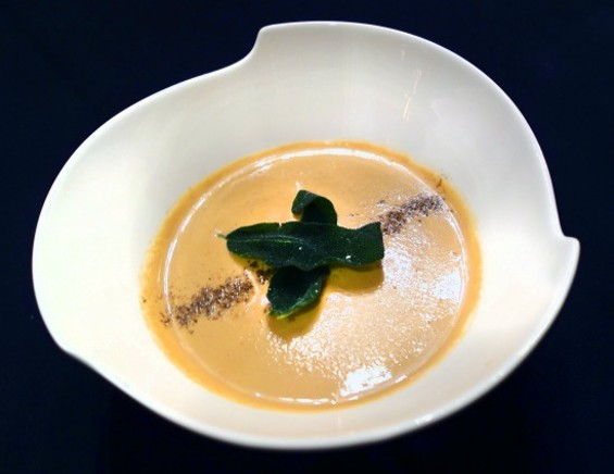Get soup at Gusto -- the chef literally wrote the book on it. - MIKE KOOZMIN/THE S.F. EXAMINER