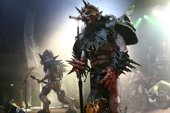 Get thee to the Super Bowl, GWAR!