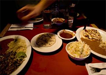 Sanctuary for Salvadoran Food