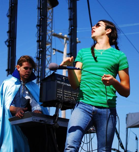 Ghostland Observatory perform at Treasure Island, 2007 - EKAPHOTOGRAPHY