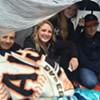 Giants Parade: The Fun Has Already Started