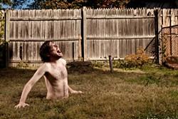 PAUL SOBOTA - Gillis: a laptop-tweaker who rocks with his shirt off.